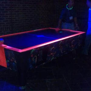 LED and Standard Air Hockey