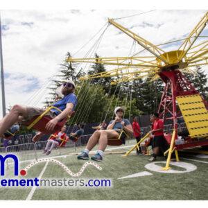 20-Seat Cyclone Carnival Swing Ride
