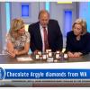 Australian Chocolate Diamonds on Channel 10 Studio 10