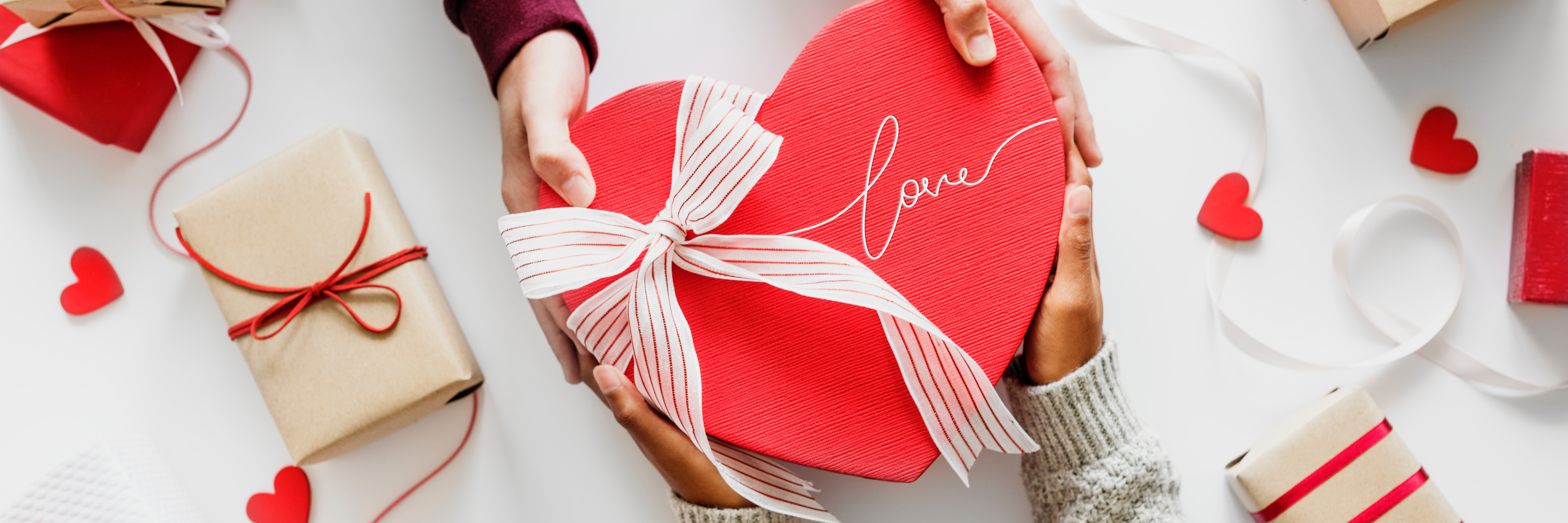 Happy Valentine's Day: How Do I Love Thee?
