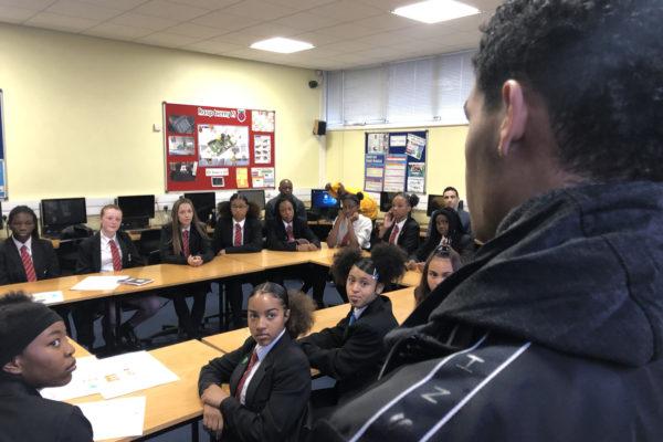 YouthEducator-WestHamRobertClackCatalyst-London