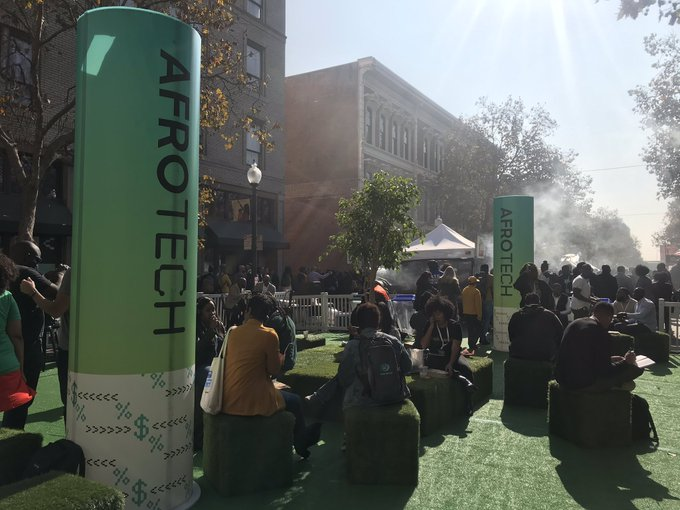 AfroTech, Where Black Excellence Meets Oakland's Unsheltered