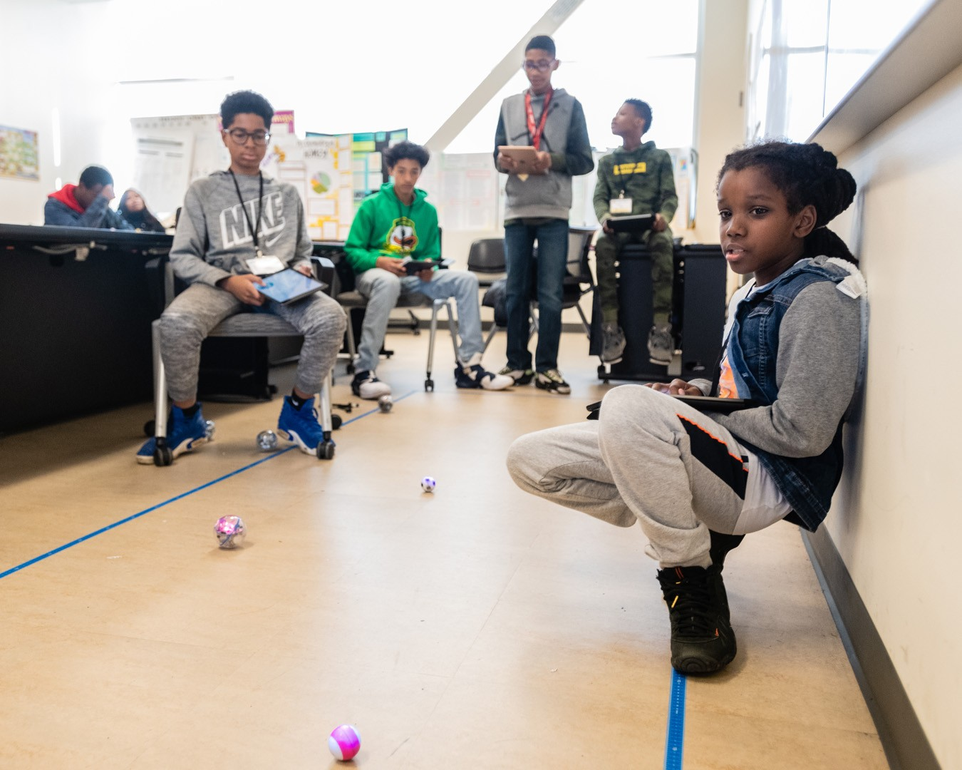 """Brothers Code"" Event Kindles Tech Dreams in East Bay Youth"