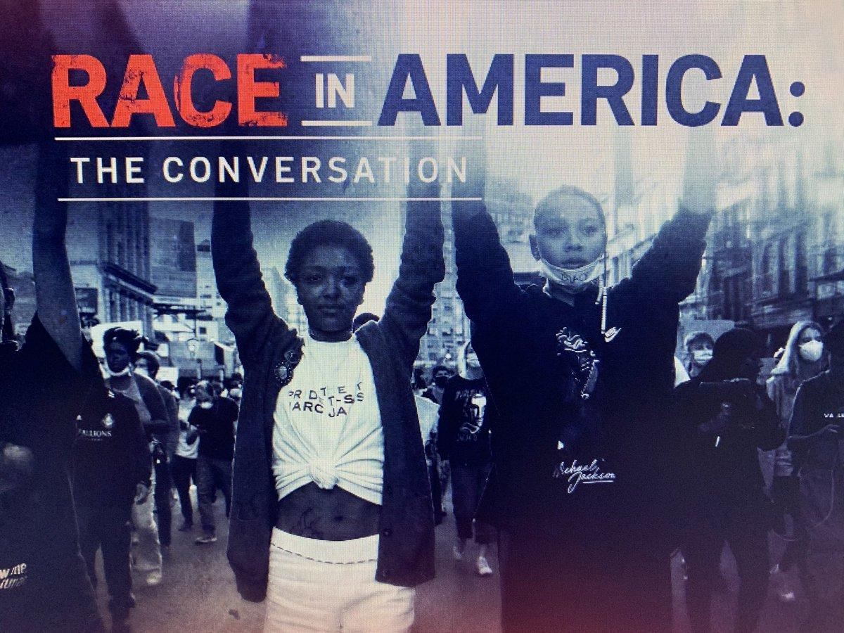 Race in America: The Conversation featuring <br>Brandon Nicholson, Ph.D.</br>