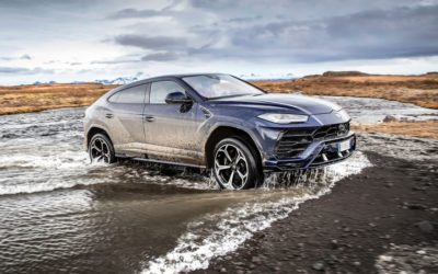 The 2019 Lamborghini Urus Just May Be the Ultimate SUV