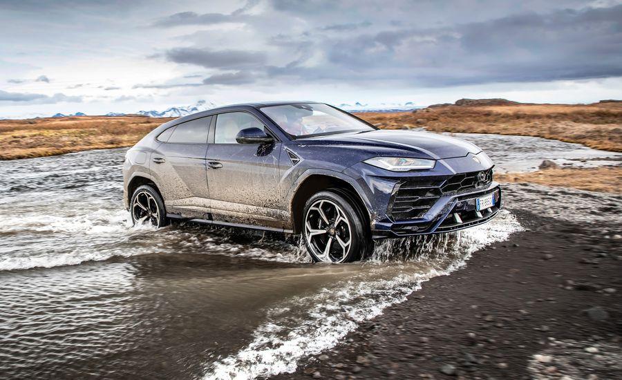 The 2019 Lamborghini Urus Just May Be the Ultimate SUV