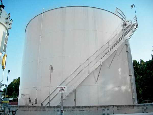 bulk petroleum storage facilities