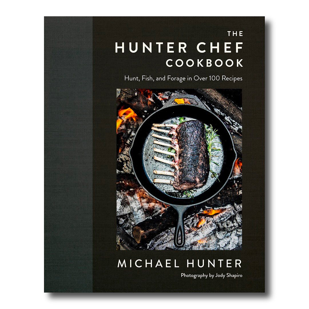 The Hunter Chef Cook Book - Cover