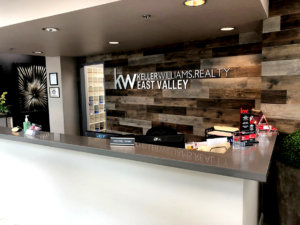 Keller Williams East Valley Front Desk