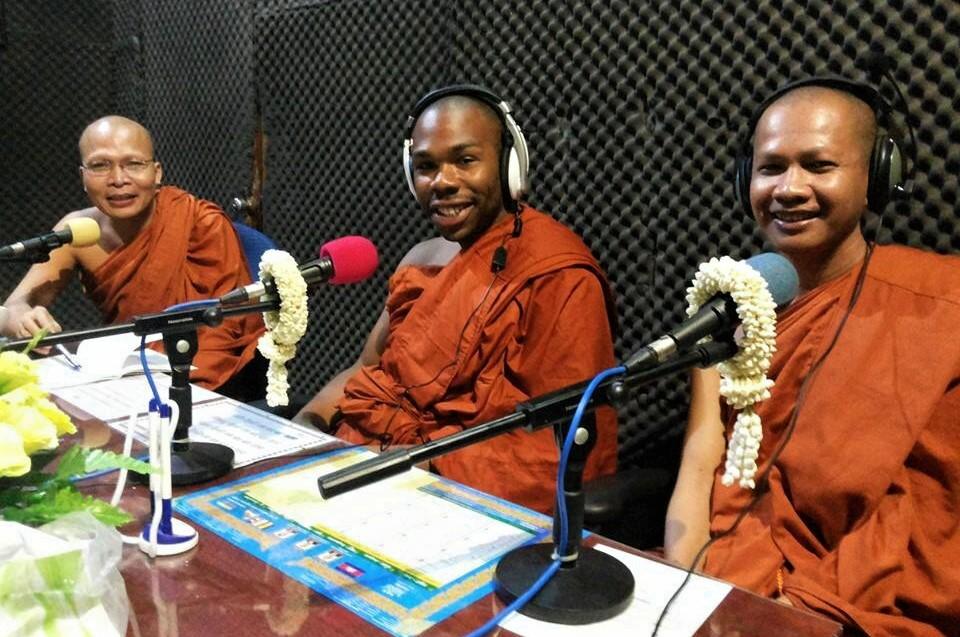Marcus on Radio CM