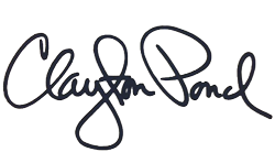 Clayton Pond – Artist