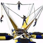 Eurobungy, Bungy Jumping Inflatable1