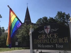 Grace Church, Millbrook