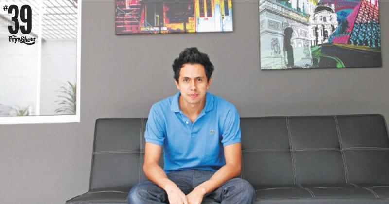 Germán Escobar Podcast sobre Programar
