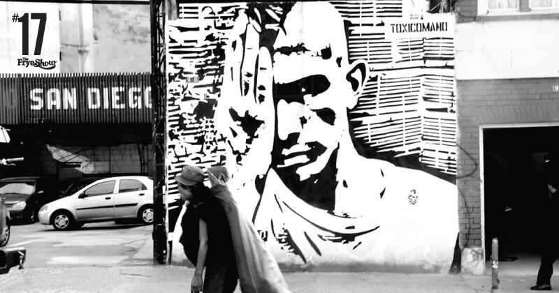 Toxicómano Podcast sobre Arte de la Calle
