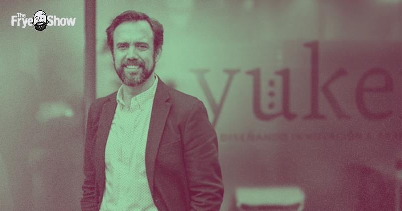 Carlos Osorio Cofundador de Yuken podcast