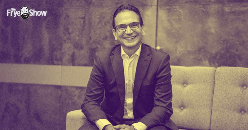 Juan Carlos Mora President de Bancolombia podcast