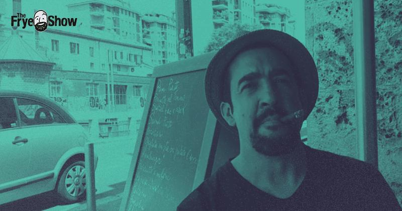 Diego Parra Fundador de Katharsis podcast