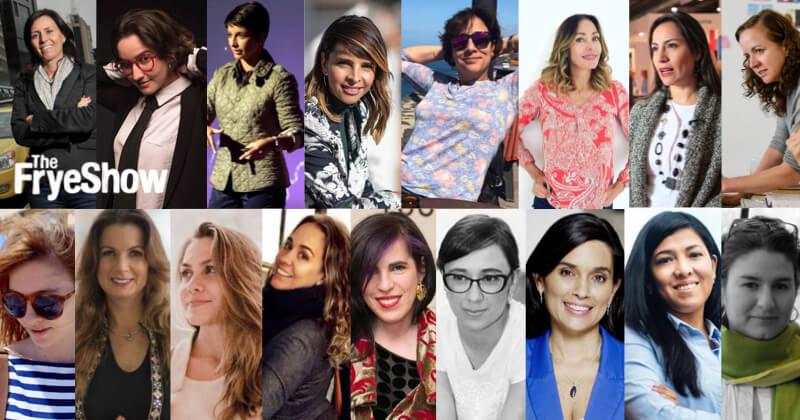 Mujeres Creativas podcast sobre creatividad