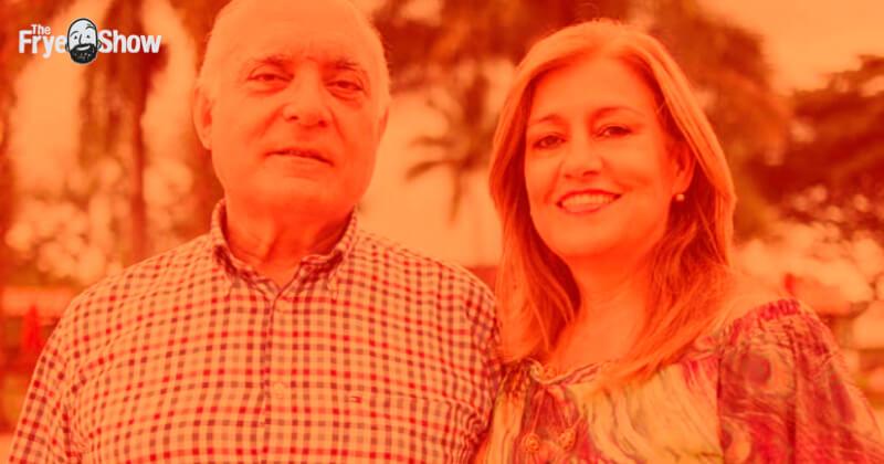 Alfredo Hoyos & Liliana Restrepo podcast sobre Frisby