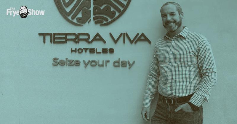 Rodrigo Lazarte Fundador & CEO de Tierra Viva Hoteles podcast