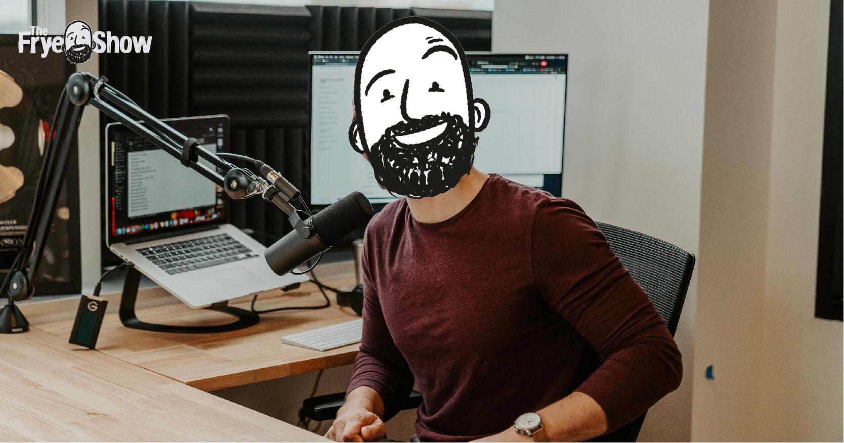 Preparación de podcast