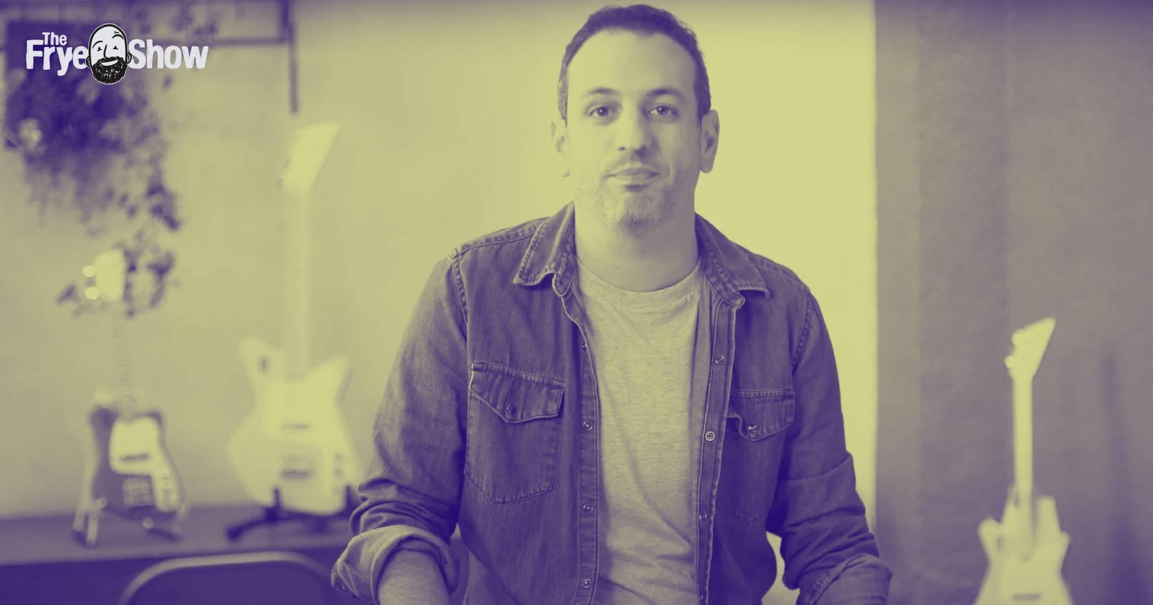 Rafael Atijas podcast sobre Loog Guitar