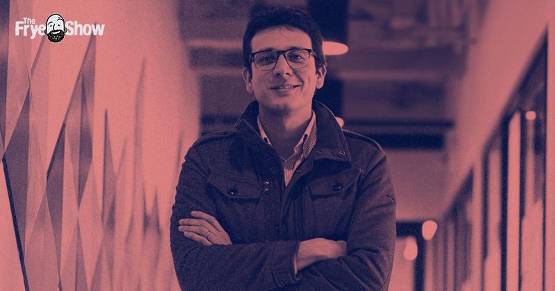 Ernesto de Olazával Cofundador & CEO de Comunal podcast