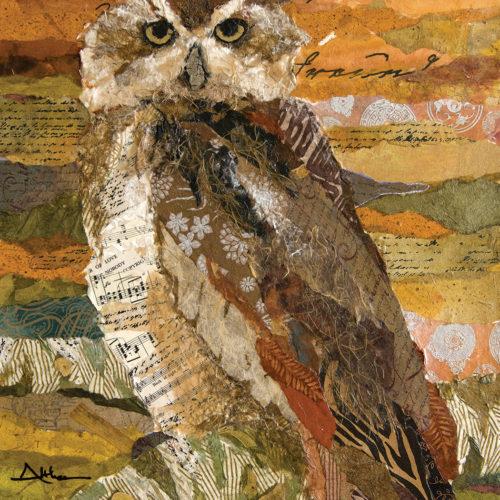 Owls Rest by Althea Sassman