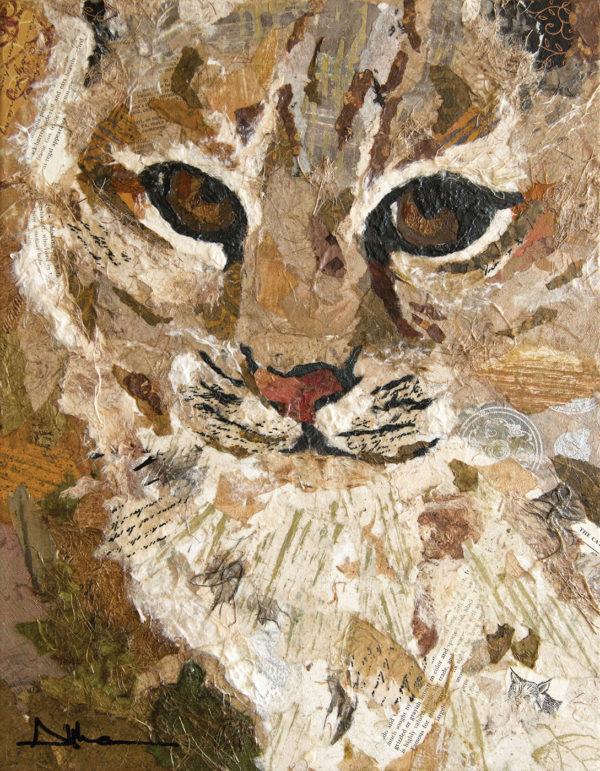 Bobcat - Art Althea - 14x18