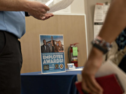 The rate of layoffs in the U.S. have been declining for years