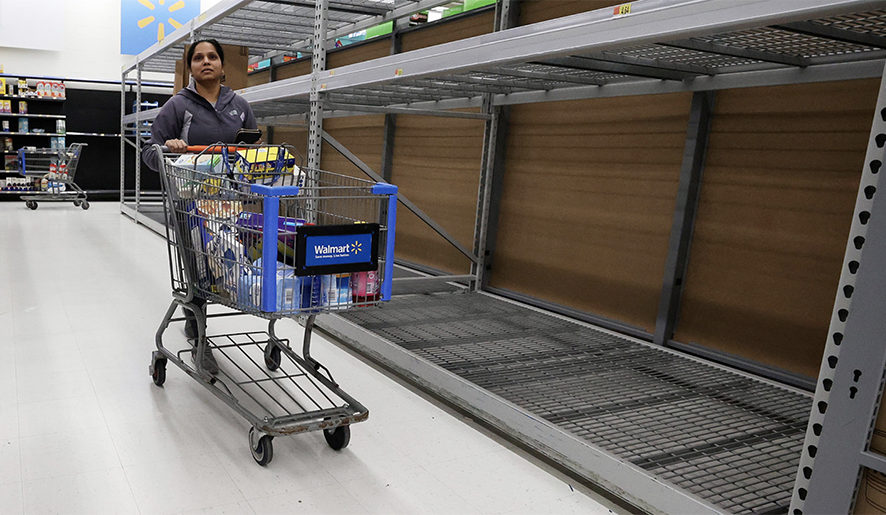 A record number of Americans are losing their jobs — but Amazon, Walmart, Ace Hardware and others are hiring to fill 479,000 openings amid coronavirus demand