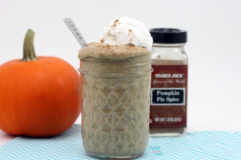 Creamy Pumpkin Chia Pudding
