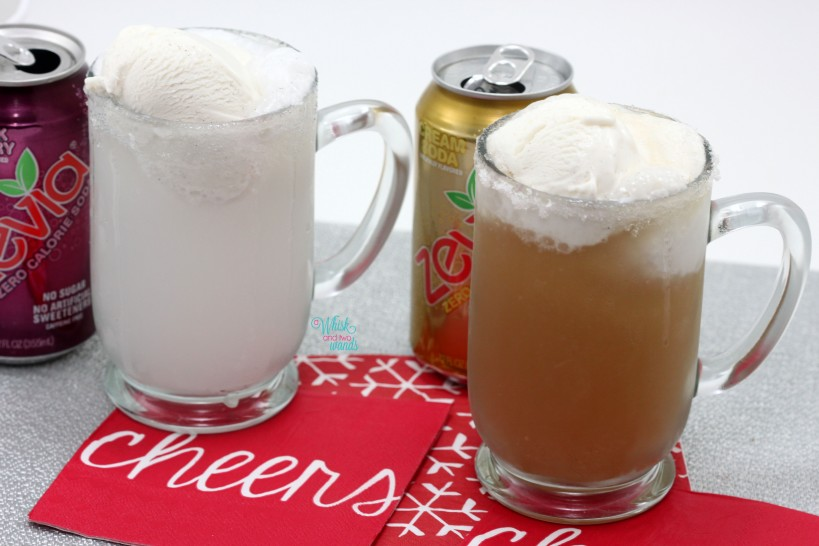 Frost Fairy and Jack Frost Float