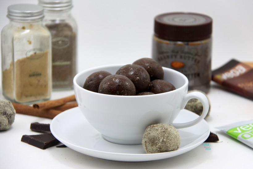 Chocolate Chai Power Balls