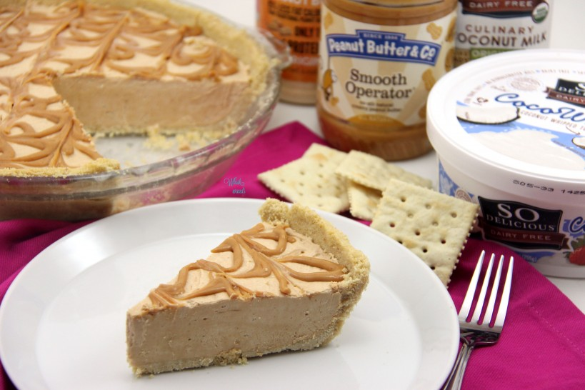 Peanut Butter and Cracker Pie