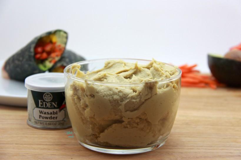 Wasabi Hummus