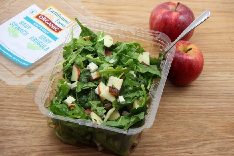 Apple Date Salad