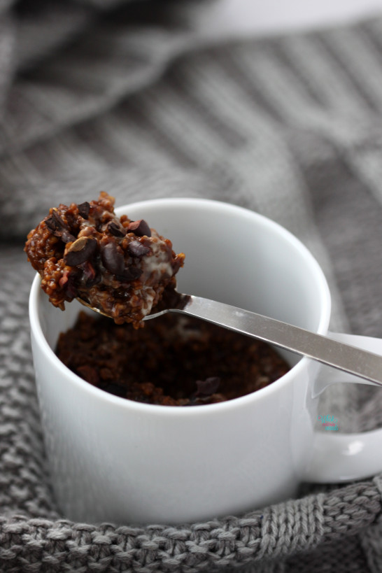 Crazy For Coffee Oatmeal