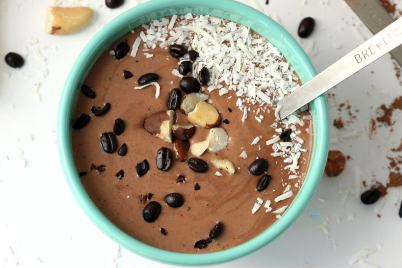 Cacao CocoNUT Smoothie Bowl