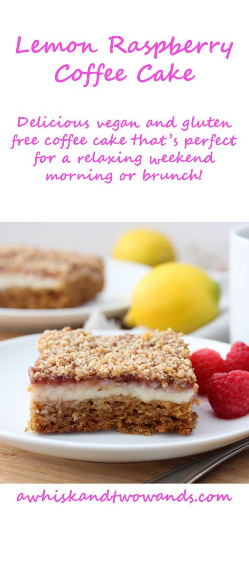 Lemon Raspberry Swirl Coffee Cake PIN