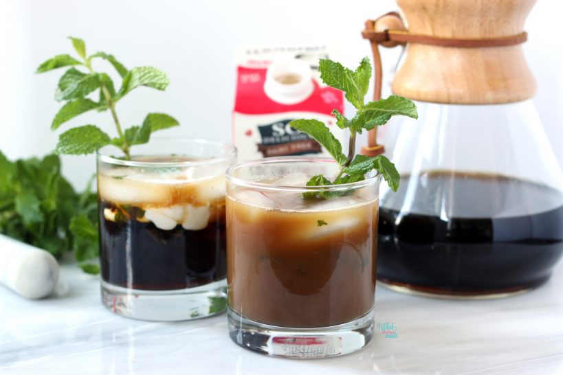 Mint Mojito Iced Coffee