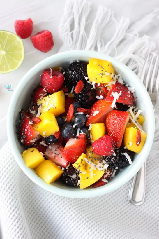 Superfruit SuperFood Salad