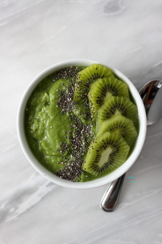 On Your Mark, Get Set, Go Smoothie Bowl