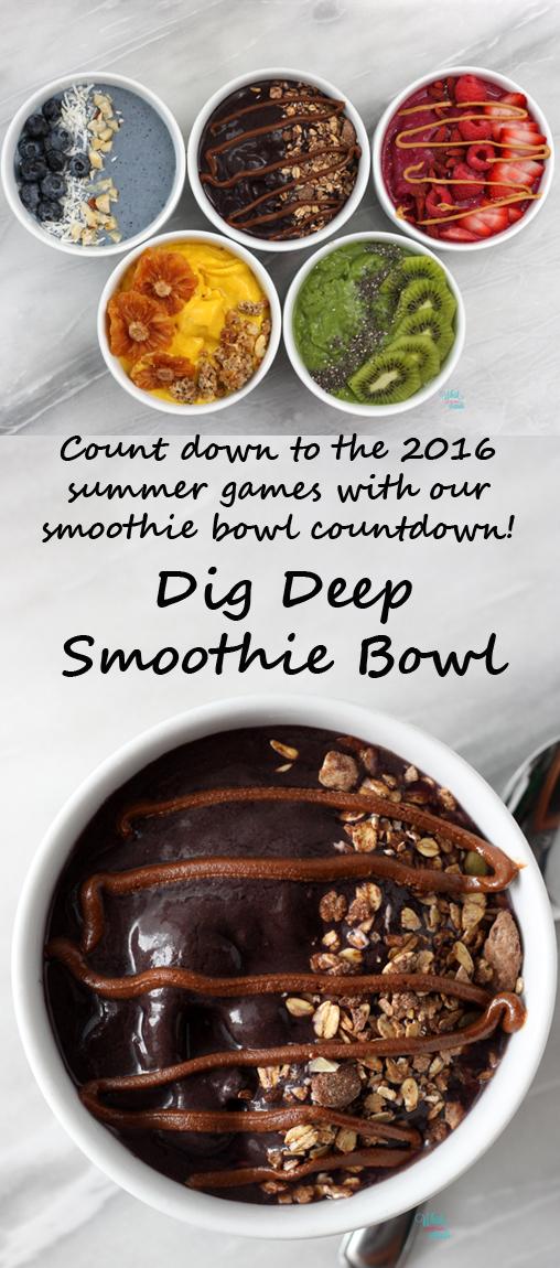 Dig Deep Smoothie Bowl