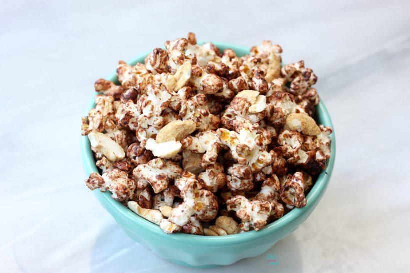 Maca Maple Cashew Popcorn WM1