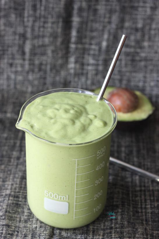 Ghoulishly Good Green Smoothie