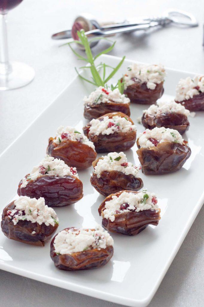 Holli-Dates Appetizer