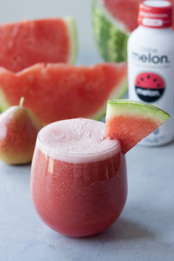 Watermelon Soother, A Whisk and Two Wands