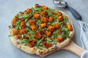 Tator Tot Pizza